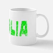 Visalia Faded (Green) Mug