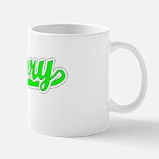 Retro Hickory (Green) Mug
