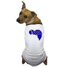 American Gecko Dog T-Shirt