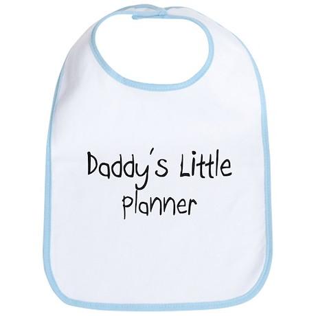 Daddy's Little Planner Bib