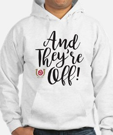 And They're Off Derby Sweatshirt