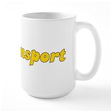 Retro Williamsport (Gold) Mug