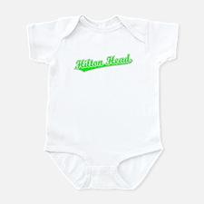 Retro Hilton Head (Green) Infant Bodysuit