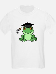 Frog Graduate T-Shirt