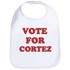 Vote for CORTEZ Bib