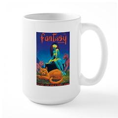 "Mug- ""Fantasy Magazine"""