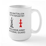 127th Infantry <BR>HHC 15 Ounce Mug 1