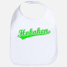Retro Hoboken (Green) Bib