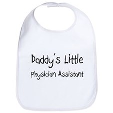 Daddy's Little Physician Assistant Bib