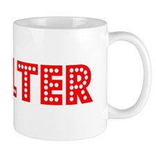 Retro Smelter (Red) Mug
