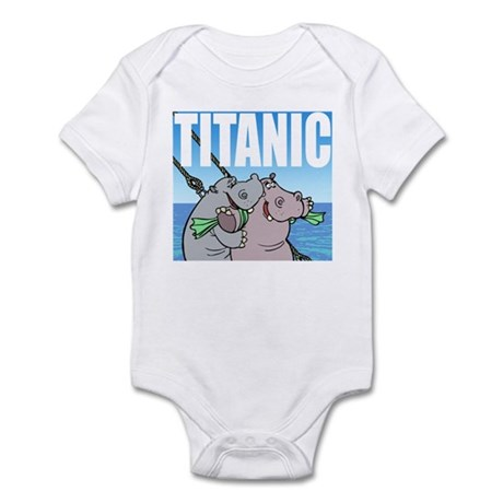 TITANIC Infant Bodysuit