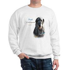 Wolfhound Best Friend 1 Sweatshirt