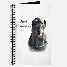 Wolfhound Best Friend 1 Journal