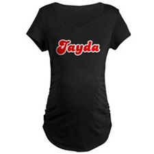 Retro Jayda (Red) T-Shirt