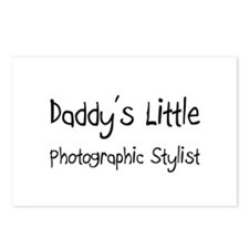 Daddy's Little Photographic Stylist Postcards (Pac