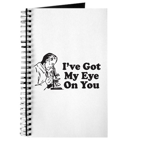 Eye on You Journal