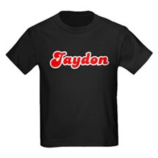 Retro Jaydon (Red) T