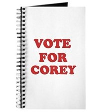 Vote for COREY Journal