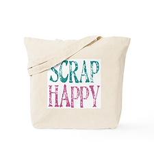 Scrap Happy Tote Bag