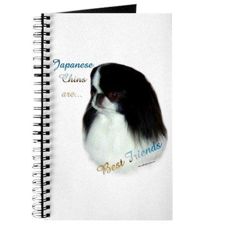 Chin Best Friend 1 Journal
