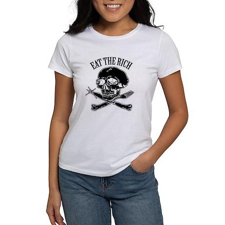 EAT THE RICH Women's T-Shirt