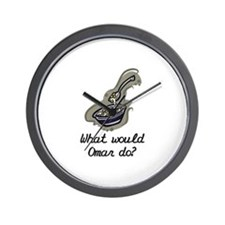 What would Omar do? Wall Clock