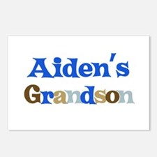 Aiden's Grandson Postcards (Package of 8)