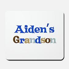 Aiden's Grandson Mousepad