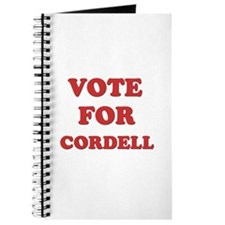 Vote for CORDELL Journal