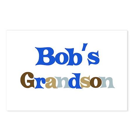 Bob's Grandson Postcards (Package of 8)