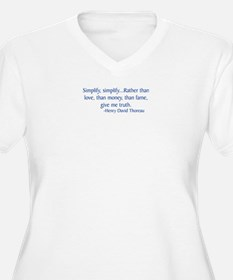 Thoreau 1 T-Shirt