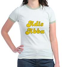 Retro Adis Abba (Gold) T
