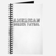 American Border Patrol Journal