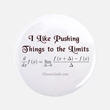 "Push The Limits 3.5"" Button (100 pack)"