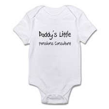 Daddy's Little Pensions Consultant Infant Bodysuit