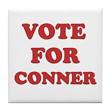 Vote for CONNER Tile Coaster