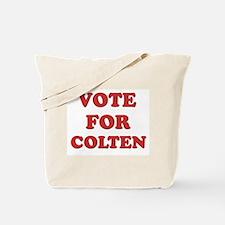 Vote for COLTEN Tote Bag