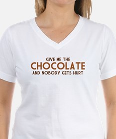 Give Me The Chocolate Shirt