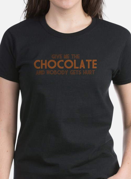 Give Me The Chocolate Tee