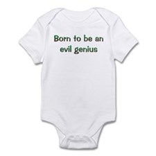 BTB Evil Genius Infant Bodysuit