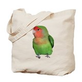 Lovebird Canvas Bags