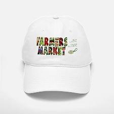 Farmers Market Baseball Baseball Cap (adjustable)