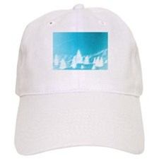 Blue Forest Baseball Cap