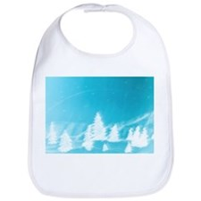 Blue Forest Bib