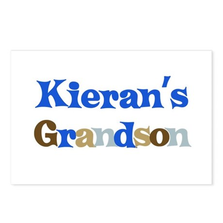 Kieran's Grandson Postcards (Package of 8)