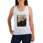 Whistler's Mother /Schnauzer Women's Tank Top