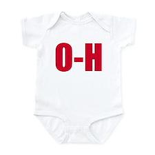 O-H Infant Bodysuit