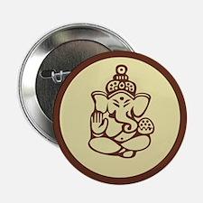 """Ganesha 2.25"""" Button"""