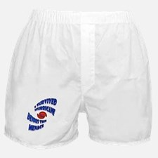 Hurricane Dennis the Menace Boxer Shorts