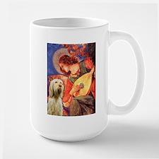 Mandolin Angel/Spinone Mug
